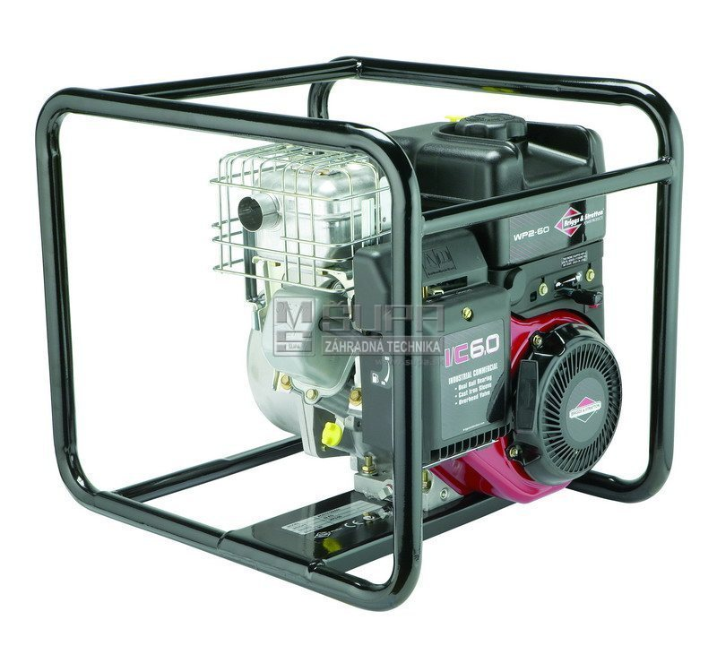 BRIGGS & STRATTON Elite WP 2-60