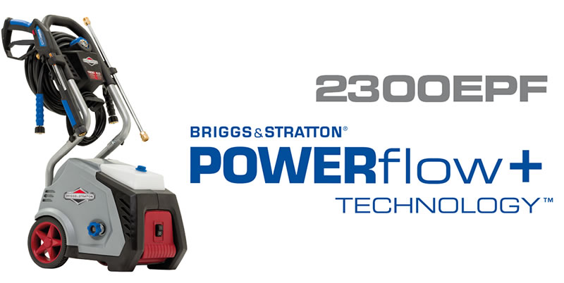 SPRINT PW 2300 E PF BRIGGS&STRATTON